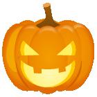 ハロウィンかぼちゃ画像1