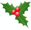 xmasヒイラギ アイコン緑1