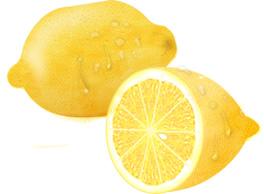 レモン イラスト画像