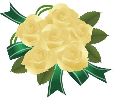 薔薇(ばら)イエロー