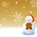 無料クリスマスバナーセット16